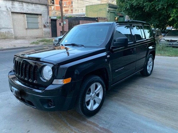 Jeep Patriot 2.4 Sport 4x4 170cv Mtx 2012