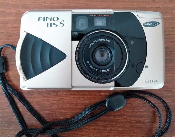 Raridade Câmera Samsung Fino 115s Panorama