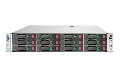 Imagem 1 de 1 de Hp Dl380e G8 Processadores Octa Core 32gb Ecc