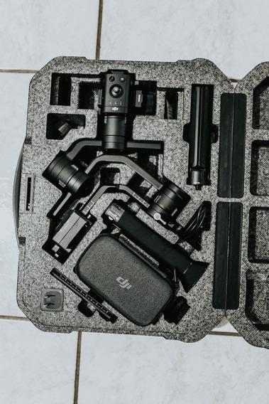 Dji Ronin S Camera Gimbal Dslr