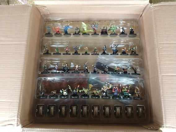 Mage Knight Dungeons - Coleção Completa - Factory Sample Set