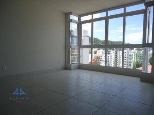 Imagem 1 de 17 de Apartamento Com 2 Dormitórios À Venda, 67 M² Por R$ 1.178.955,00 - Centro - Florianópolis/sc - Ap0622