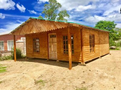 Cabañas Prefabricadas De Vasconcellos