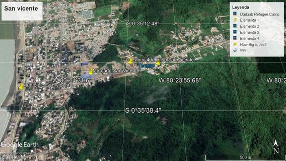 Terreno San Vicente Manabi