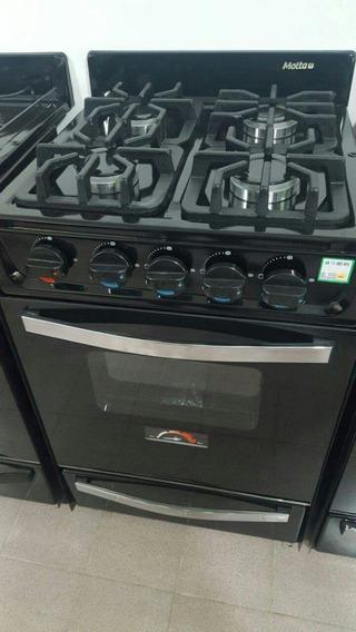 Cocina Pro 520 4 Ha Negra