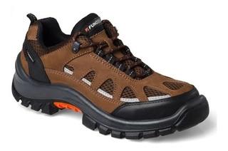 Zapatos Seguridad Zapatillas Lander Funcional Luminares