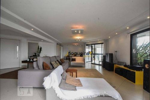 Apartamento, 312 M² - Venda Por R$ 3.050.000,00 Ou Aluguel Por R$ 12.000,00/mês - Campo Belo - São Paulo/sp - Ap15287