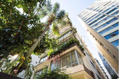 Imagem 1 de 15 de Apartamento - Jardim Paulista - Ref: 110824 - V-110824