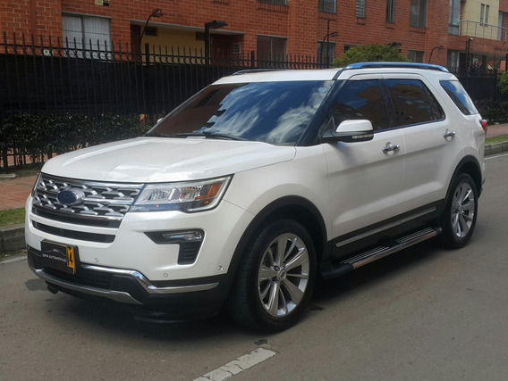 Ford Explorer Limited Tp 2300cc T 4x4 7psj Ct Tc Fe