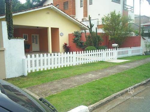 Imagem 1 de 25 de Casa Com 3 Dormitórios À Venda, 170 M² Por R$ 980.000,00 - Granja Viana - Cotia/sp - Ca0791