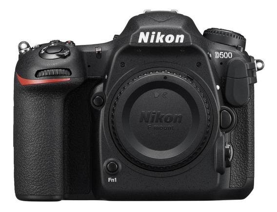 Camera Nikon D500 Body Black