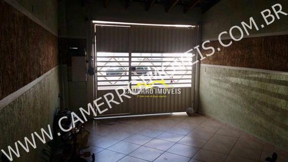 Casa Com 2 Dormitórios À Venda, 75 M² Por R$ 230.000 - Jardim Novo Horizonte - Americana/sp - Ca1027