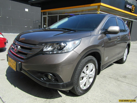 Honda Cr-v Exl At 2400