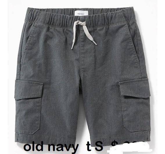 Short Bermuda Cargo Old Navy Nuevo