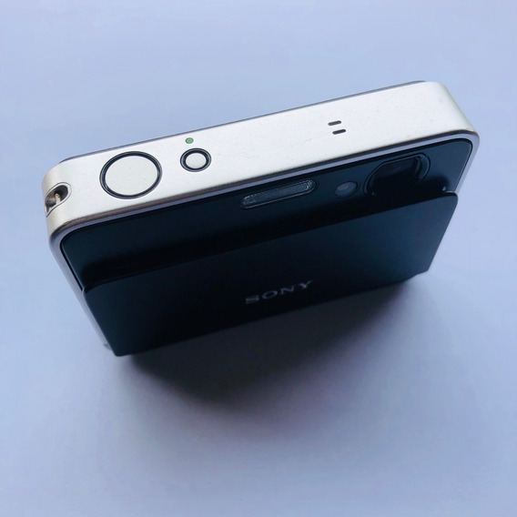 Câmera Digital Sony Cyber-shot Dsc-t2 8.1 Megapixels