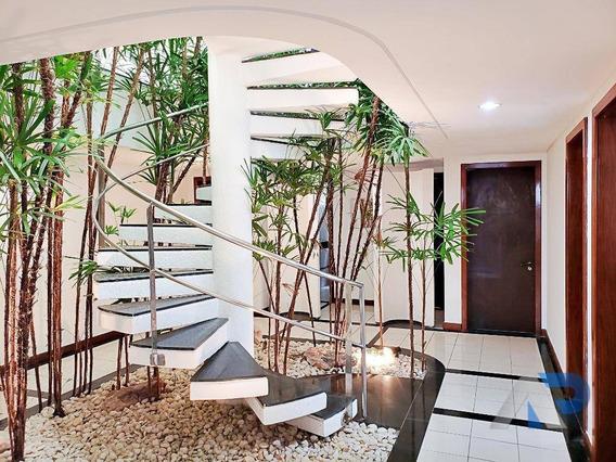 Casa Para Alugar, 476 M² Por R$ 18.820,00/mês - Caminho Das Árvores - Salvador/ba - Ca0036