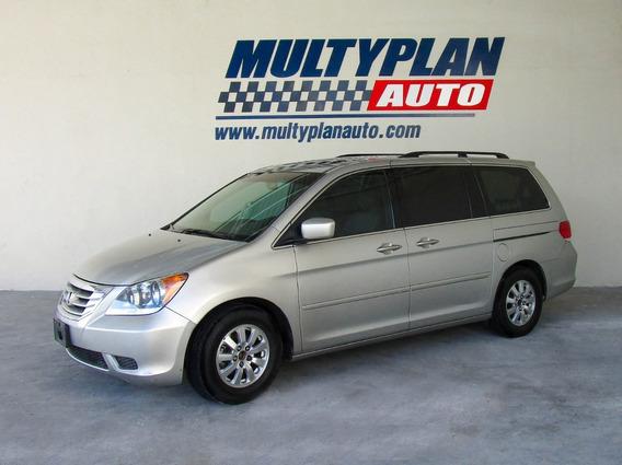 Honda Odyssey Ex Beige 2009 Inv 2714