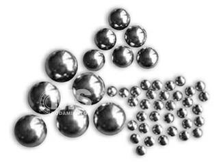 Bolillas Bolas Acero Carbono 11/32 8.73mmx100 Ms Rodamientos