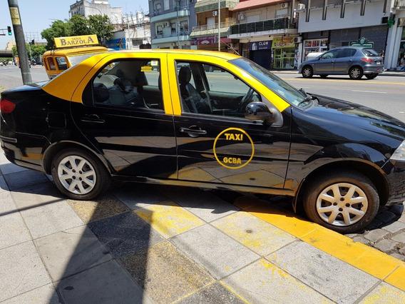 Fiat Siena El 2015 Gnc Taxi S Licencia Consulte C Licencia