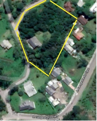 Terreno À Venda, 5429 M² Por R$ 2.128.000 - Carazal - Gramado/rs - Te0511