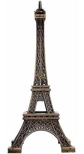 Promoção - Miniatura Torre Eiffel Paris 25cm Metal Decoração