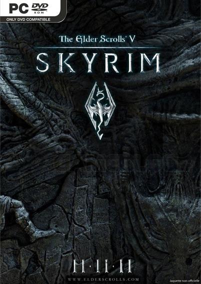 The Elder Scrolls V Skyrim Pc - Steam Key (envio Rápido)