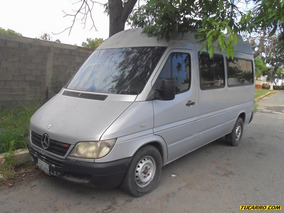 Mercedes Benz Sprinter 310d Te (12+1) - Sincronico