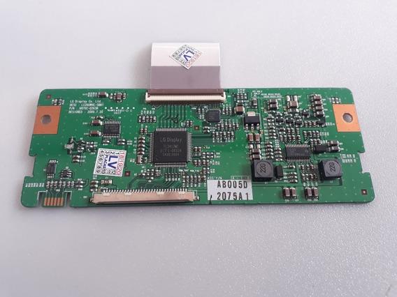 T-con Tv Philips 26pfl3404/78 Lc260wxe 6870c-0263a + Flat