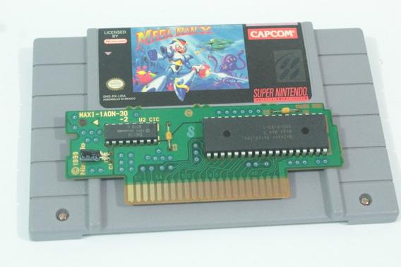 Megaman X Original Para Super Nintendo Snes Cod-001