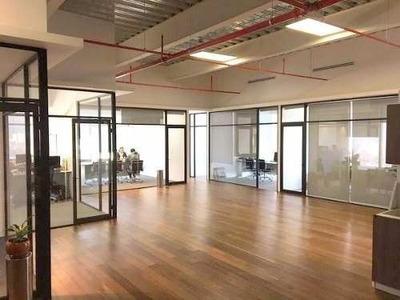 (crm-758-3456) Renta De Oficinas En Espacio Santa Fe, Cuajimalpa D.f.