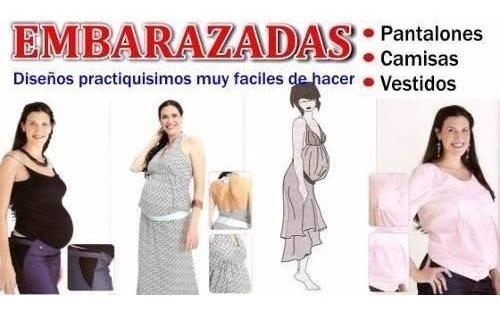 Patrones De Ropa Para Gorditas Embarazadas Tallas Grandes 1 200 En Mercado Libre