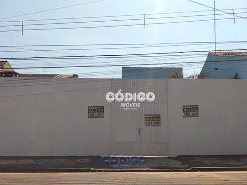 Imagem 1 de 5 de Terreno À Venda, 500 M² Por R$ 1.200.000,00 - Parque Continental I - Guarulhos/sp - Te0072