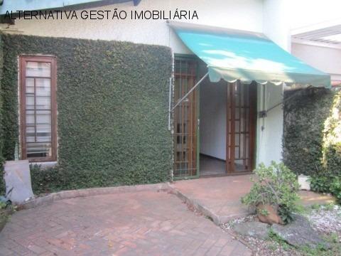 Casa Residencial Em São Paulo - Sp, Jd. Olimpia - Cav0721