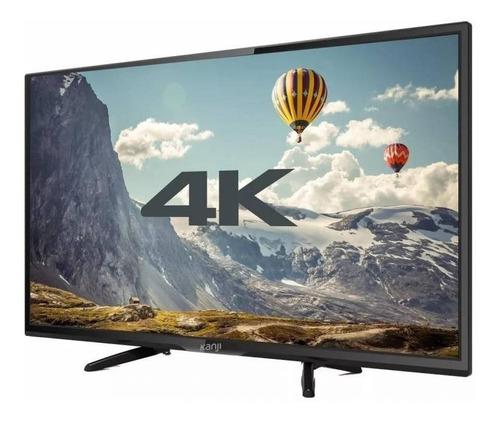 Smart Tv 55  Kanji Android 4k Uhd Led