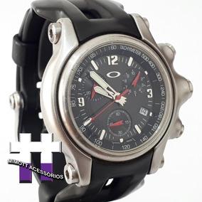 Relógio Holeshot 6 Hand Unobtanium Black Dial