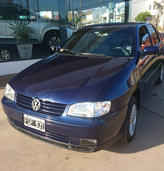 Volkswagen Polo Classic 2008 1.9 Highline