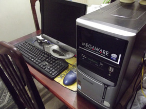 Computador Intel Q8300 Completo 4gb G41m-vs3 Hd320gb
