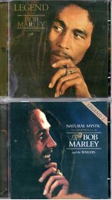 2 Cds Bob Marley & Wailers - Legend Vol. 1 E 2 The Best Of