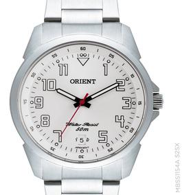 Relógio Orient Masculino Original Mbss1154a S2sx + Nf