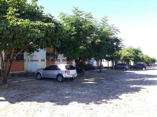 Apartamento 2 Quartos Para Venda Em Teresina, Uruguai, 2 Dormitórios, 1 Banheiro, 1 Vaga - Apto Nova_2-1036946