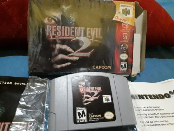 Resident Evil 2 Original Novo