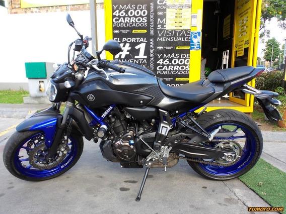 Motos Yamaha Mt 07 A