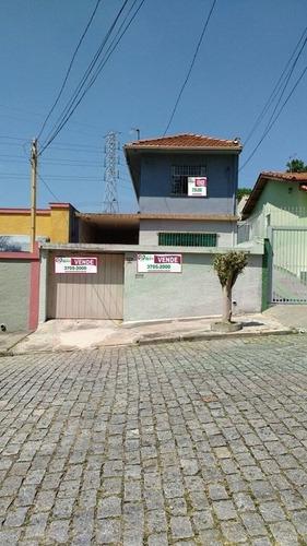 Imagem 1 de 1 de Casa Sobrado Em Santo André - 3205
