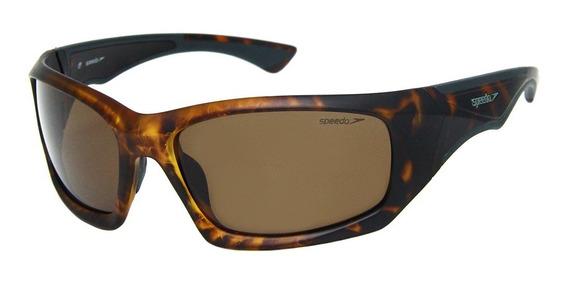 Óculos De Sol Speedo Wave Curvado E Polarizado