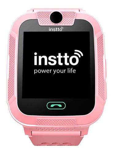 Smart Watch Reloj Niños Adultos Llamadas Gps Antipanico Sos