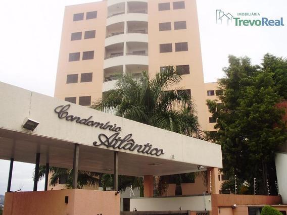 Apartamento Residencial Para Venda E Locação, Condomínio Atlântico Valinhos. - Ap0411