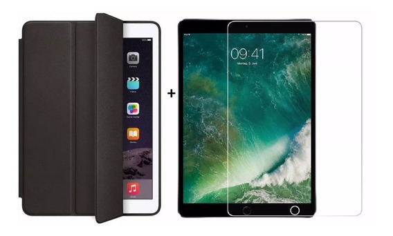 Capa Tablet iPad Mini 1/2/3 Sensor Smart Case Preta