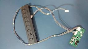 Sensor Do Remoto E Placa De Comandos Tv Lg32lc4r
