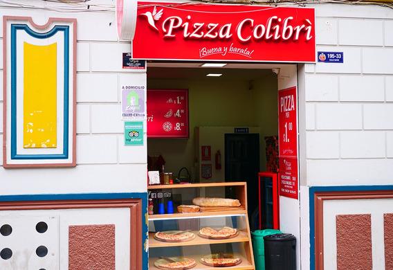 Oportunidad De Inversion: Vendo Pizzeria En Loja
