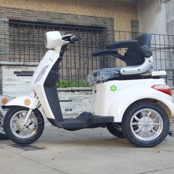 Triciclo Electrico Elpra Master Bateria 20 Ah / Envío Gratis